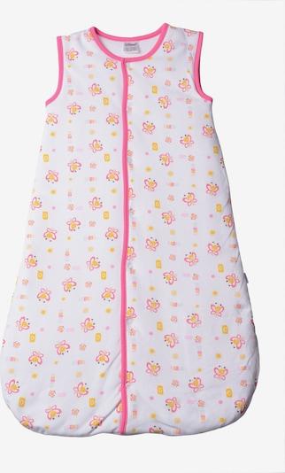 LILIPUT Baby-Schlafsack in pink / weiß, Produktansicht