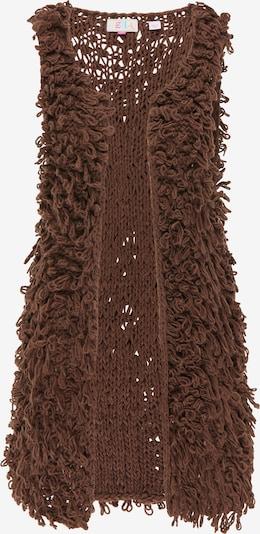 Megzta liemenė iš IZIA , spalva - ruda, Prekių apžvalga