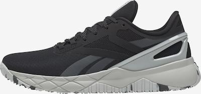 Reebok Sport Laufschuh 'Nanoflex' in grau / schwarz, Produktansicht