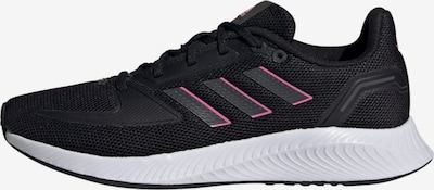 ADIDAS PERFORMANCE Tekaški čevelj 'Run Falcon 2.0' | siva / roza / črna barva, Prikaz izdelka