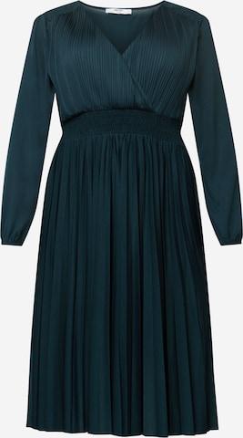ABOUT YOU Curvy Dress 'Natasha' in Green
