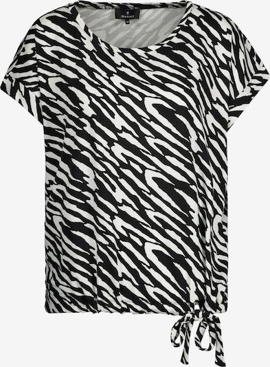 Maglietta monari di colore nero / bianco, Visualizzazione prodotti
