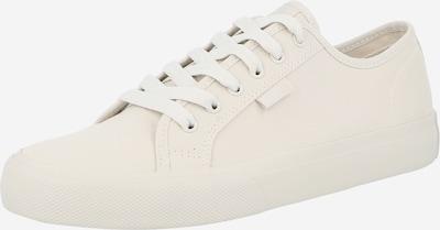 DC Shoes Sportschoen 'MANUAL' in de kleur Wit, Productweergave