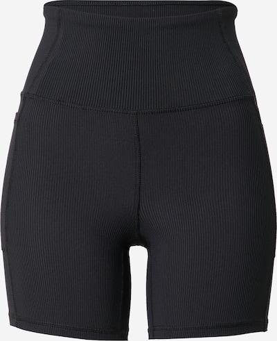 Cotton On Sportshorts in schwarz / weiß, Produktansicht