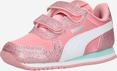PUMA Trainers in Pink / White, Item view