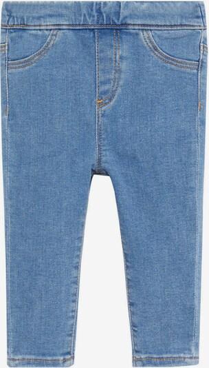 MANGO KIDS Jeans 'CARMEN8' in blue denim, Produktansicht