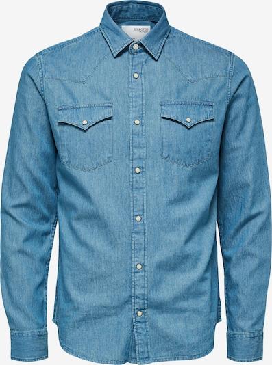 SELECTED HOMME Overhemd 'Jamie' in de kleur Blauw, Productweergave