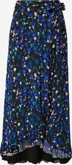 Fabienne Chapot Rok 'Bobo' in de kleur Blauw / Groen / Mintgroen / Rosa / Zwart, Productweergave