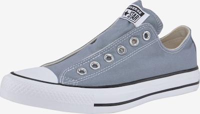 CONVERSE Zapatillas sin cordones 'CHUCK TAYLOR ALL STAR' en azul ahumado / negro / blanco, Vista del producto