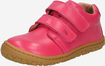 LURCHI Chaussure basse 'NOAH' en noisette / rose, Vue avec produit