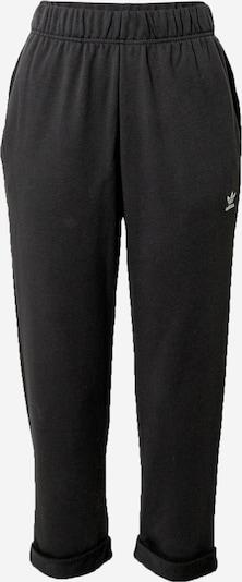 Pantaloni 'BF PANTS' ADIDAS ORIGINALS pe negru, Vizualizare produs