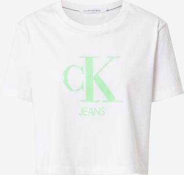 Calvin Klein Jeans Särk, värv valge