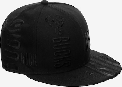 NEW ERA 9FIFTY NBA 19 Tip Off Series Milwaukee Bucks Snapback Cap in schwarz, Produktansicht