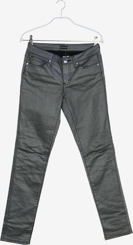 BRUNO BANANI Skinny-Jeans in 29 in Silber