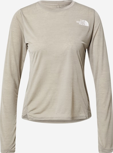 THE NORTH FACE Camiseta funcional en greige, Vista del producto
