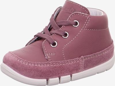 Pirmieji vaiko vaikščiojimo bateliai 'FLEXY' iš SUPERFIT, spalva – šviesiai violetinė, Prekių apžvalga
