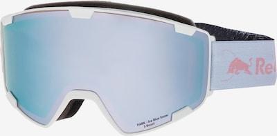 Red Bull Spect Skibrille 'Park' in blau / rot / weiß, Produktansicht