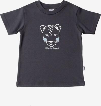 LILIPUT T-Shirt 'Leo' in hellblau / anthrazit / weiß, Produktansicht