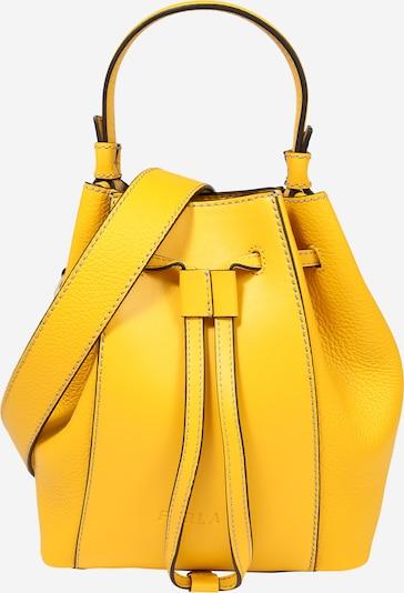 FURLA Vrečasta torba | rumena barva, Prikaz izdelka