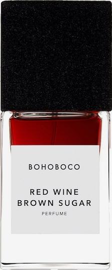 BOHOBOCO Extrait de Parfum 'Red Wine Brown Sugar' in transparent, Produktansicht