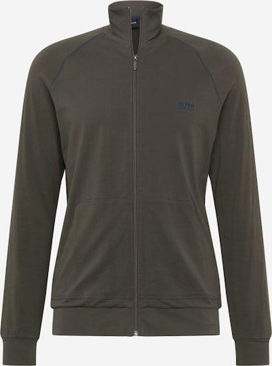 BOSS Sweatshirt 'Mix&Match' in khaki, Produktansicht