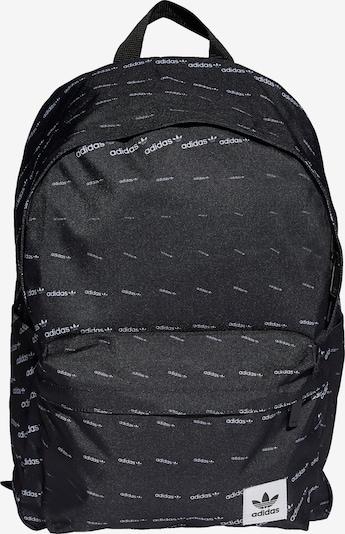 ADIDAS ORIGINALS Rugzak in de kleur Zwart / Wit, Productweergave