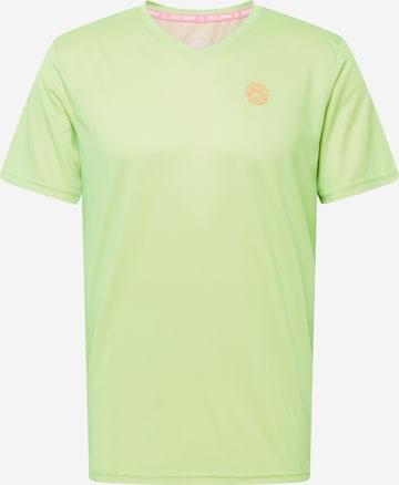 BIDI BADU Funktsionaalne särk 'Ted', värv roheline