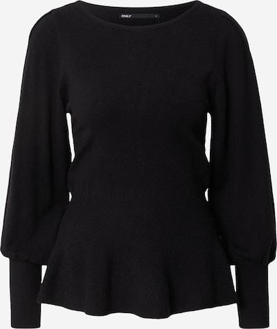 ONLY Pulover 'SANNALISA' | črna barva, Prikaz izdelka