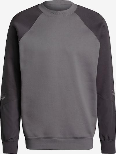 ADIDAS ORIGINALS Sweatshirt in grau / graphit, Produktansicht