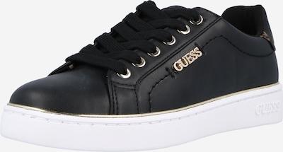 Sneaker low 'BECKIE' GUESS pe negru, Vizualizare produs