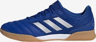 ADIDAS PERFORMANCE Chaussure de foot 'Copa 20.3 Sala' en bleu roi / argent, Vue avec produit