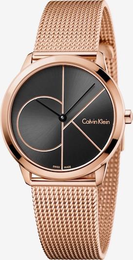 Calvin Klein Analoog horloge 'K3M22621' in de kleur Zwart, Productweergave