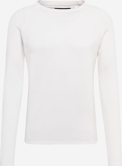 Key Largo Пуловер 'THOMAS' в мръсно бяло, Преглед на продукта