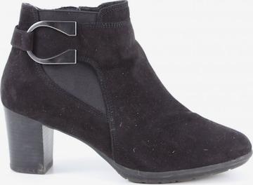 Venturini Milano Dress Boots in 40 in Black