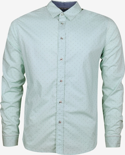 Le Temps Des Cerises Langarmhemd MARLON in klassischem Design in grün, Produktansicht