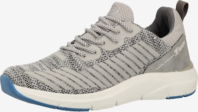 TOM TAILOR Sneaker in grau / graumeliert, Produktansicht