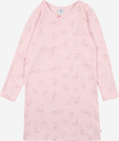 SANETTA Camiseta de noche en rosa / plata, Vista del producto