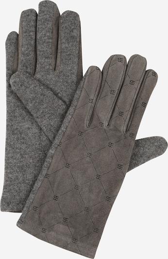 Pirštuotos pirštinės iš ESPRIT , spalva - rausvai pilka / margai pilka, Prekių apžvalga
