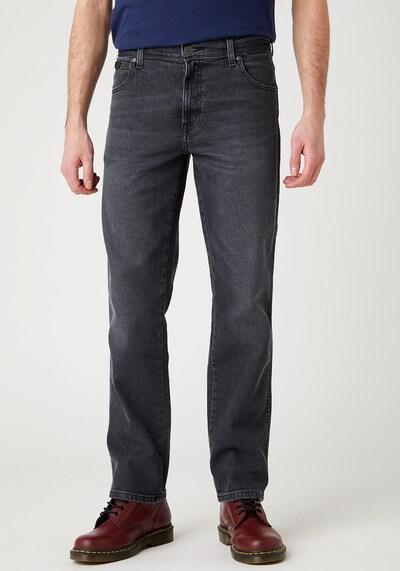 WRANGLER Jeans in schwarz, Modelansicht