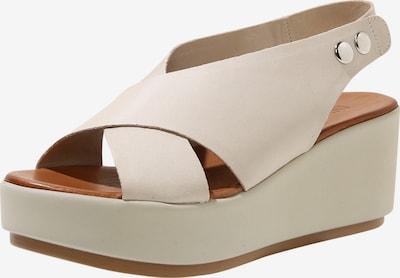 INUOVO Sandalen in offwhite, Produktansicht