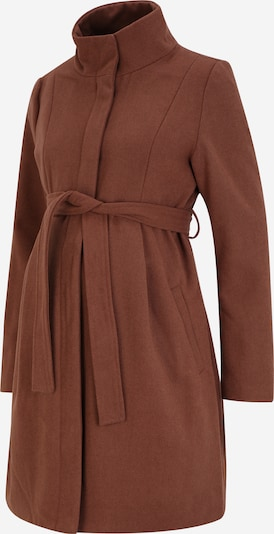 MAMALICIOUS Abrigo de entretiempo 'ROSE' en marrón rojizo, Vista del producto