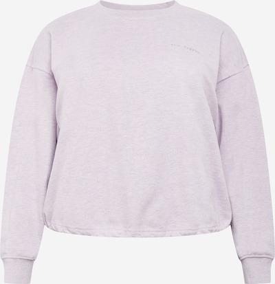 ONLY Carmakoma Sweatshirt 'Dawn Life' in de kleur Lichtlila, Productweergave