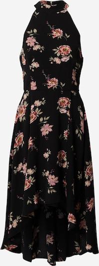 Mela London Koktel haljina u miks boja / crna, Pregled proizvoda