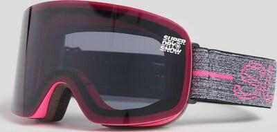 Superdry Sportzonnebril in de kleur Pink, Productweergave