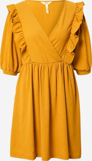 OBJECT Dress 'CAROLYN' in Mustard, Item view