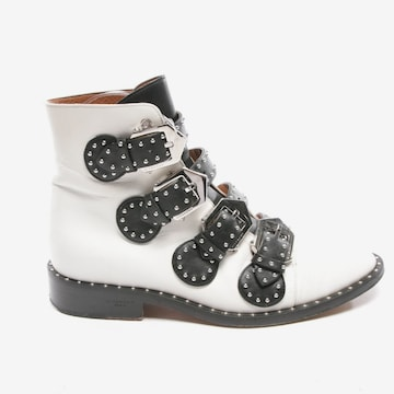 Givenchy Dress Boots in 40 in White
