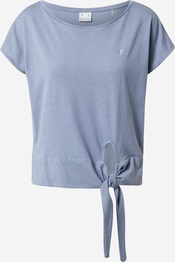 4F Функционална тениска в опушено синьо, Преглед на продукта