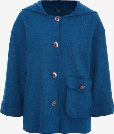 Madam-T Jacke 'Damenjacke Pira' in blau, Produktansicht