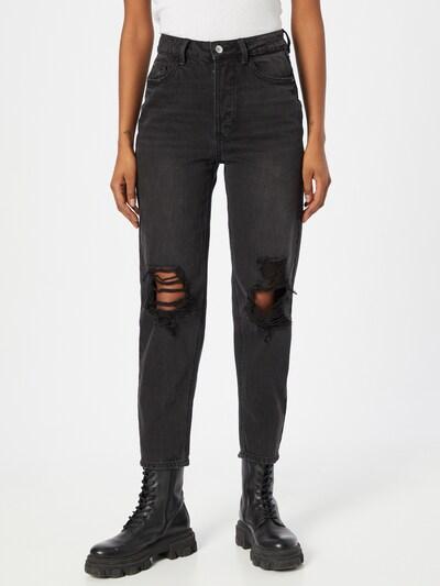 Pimkie Jeans in black denim, Modelansicht