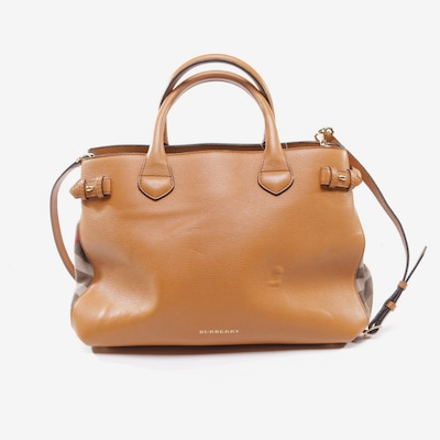 BURBERRY Bag in One size in Camel, Item view